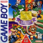 Video Game Compilation: Game & Watch Gallery