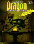 Issue: Dragon (Issue 213 - Jan 1995)