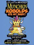 Board Game: Munchkin Kobolds Ate My Baby!