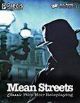 RPG Item: Mean Streets
