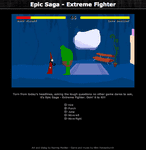 Video Game: Epic Saga: Extreme Fighter
