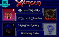 Video Game: Xargon
