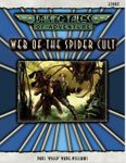 RPG Item: Daring Tales of Adventure 02: Web of the Spider Cult (Ubiquity)
