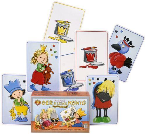 Board Game: Der kleine König und seine Freunde