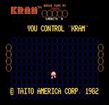 Video Game: Kram