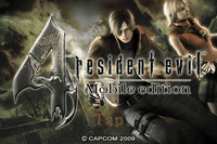 Video Game: Resident Evil 4 Mobile Edition