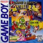 Video Game: Game & Watch Gallery 2