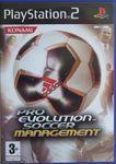 Video Game: Pro Evolution Soccer Management