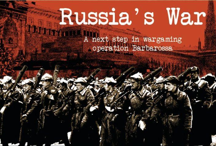 Russia's War: Barbarossa 1941 Vol 1