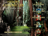 Video Game: Heroes Chronicles: The World Tree