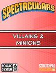 RPG Item: Villains & Minions