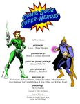 RPG Item: Comic Book Super Heroes (2e)