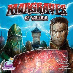 Margraves of Valeria Cover Artwork