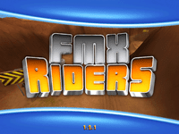 Video Game: FMX Riders