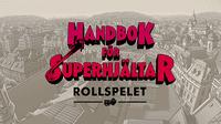 RPG: Handbok för superhjältar rollspelet
