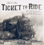 Board Game: Ticket to Ride Demo