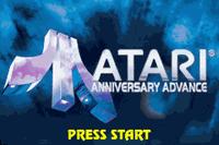 Video Game Compilation: Atari Anniversary Advance