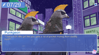 Video Game: Hatoful Boyfriend: A School of Hope and White Wings