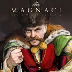 Board Game: The Magnates: A Game of Power