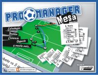 Board Game: Pro Manager Mesa (soccer)