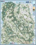 Board Game Accessory: Ardennes '44: Mounted Maps