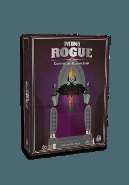 Mini Rogue: Depths of Damnation