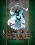 RPG Item: Legendary Kineticist: Second Edition