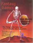 Issue: Fantasy Gamer (Issue 3 - Dec 1983)