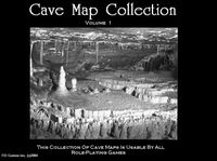 RPG Item: Cave Map Collection Volume 1