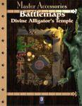 RPG Item: Battlemaps: Divine Alligator's Temple