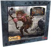 Board Game: Too Many Bones: Ghillie