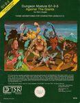 RPG Item: G1-2-3: Against the Giants