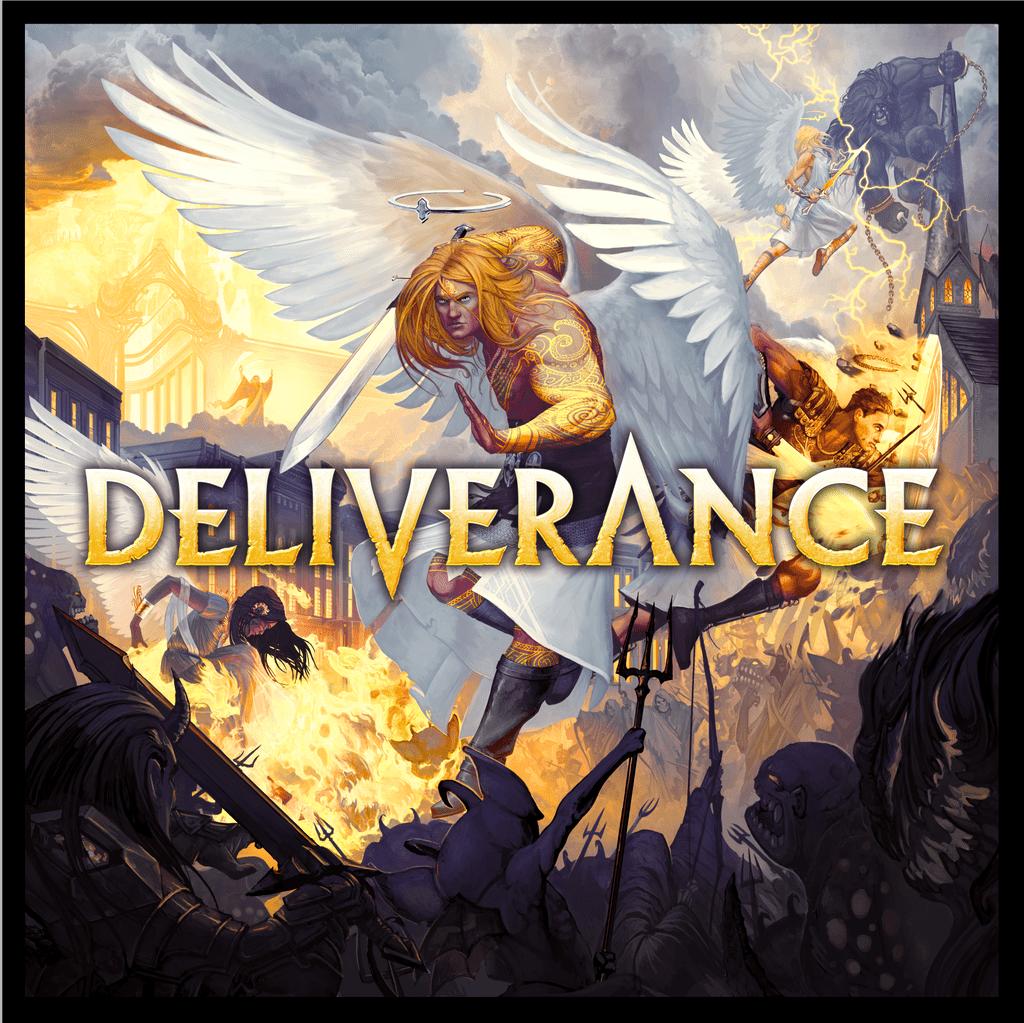Board Game: Deliverance