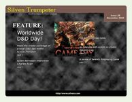 Issue: Silven Trumpeter (Issue 28 - Dec 2005)
