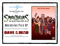 RPG Item: Playtest Pack #2: Dave of the Dead