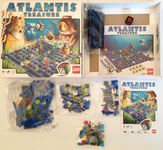 Board Game: Atlantis Treasure