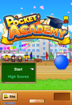 Video Game: Pocket Academy