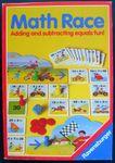 Board Game: Math Race