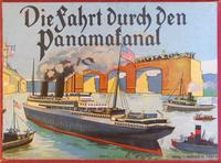 Board Game: Die Fahrt durch den Panamakanal