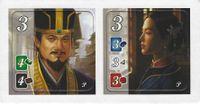Board Game: Splendor: 2019 Promo – Shen Wansan and Zhou Ying
