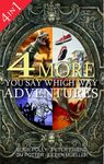 RPG Item: Box Set: Four More You Say Which Way Adventures