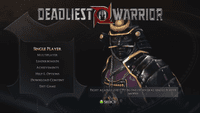 Video Game: Deadliest Warrior: The Game