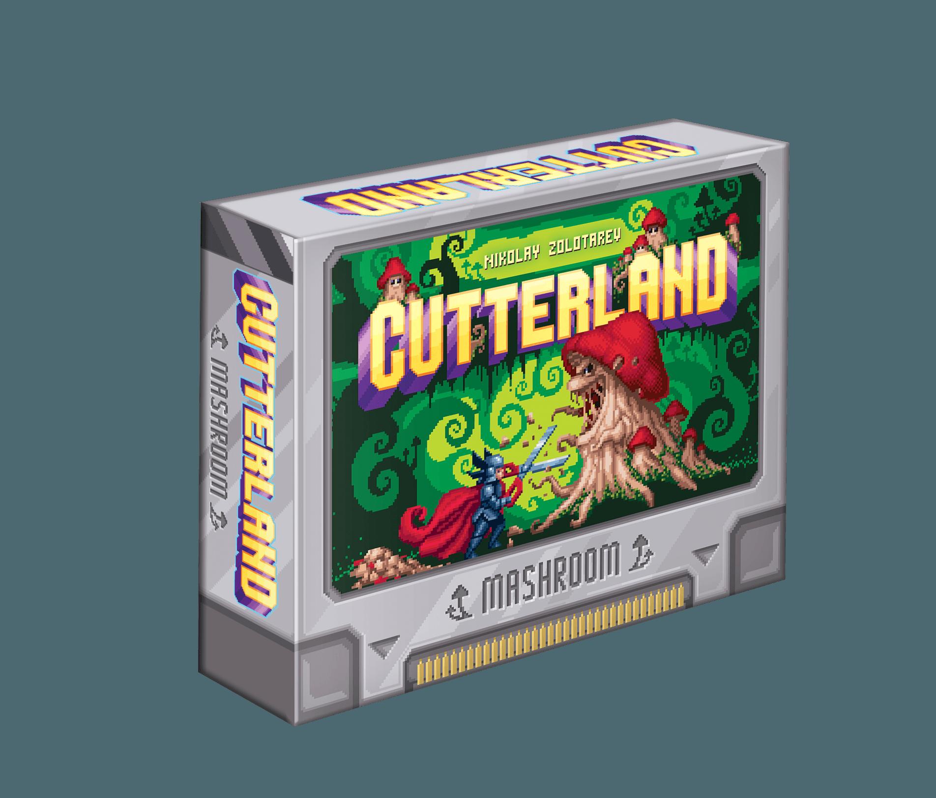 Cutterland: Cartridge Pack – Mashroom