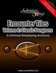RPG Item: Encounter Tiles Volume 1: Classic Dungeons