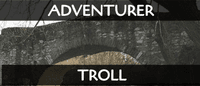 RPG: Adventurer and Troll