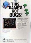 Video Game: Centipede (1980)
