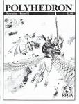 Issue: Polyhedron (Issue 12 - May 1983)