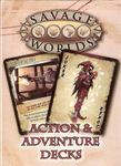 RPG Item: Action & Adventure Decks