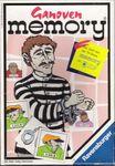 Board Game: Ganoven Memory