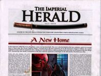 Issue: The Imperial Herald (Volume 3, Issue 8 - 2011)